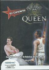 En Concierto Queen- La épica banda británica de los 80's