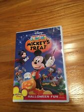 Mickey Mouse Clubhouse Mickey'S Treat Disney Dvd