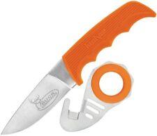 Kershaw 10280ORZIPCX Buck Commander Antelope Hunter Fixed Blade Knife + Sheath