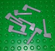 *NEW* Lego Grey Axes Gray Tools Weapons for Minifigs People Figs - 8 pieces