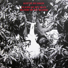 "KEITH HUDSON "" FLESH OF MY OWN SKIN BLOOD OF MY BLOOD "" NEW REGGAE SKA LP"