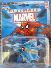 Maisto - Ultimate MARVEL Air Force Collection - YF-22 - Spider-man