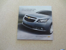 2011 Chevrolet Cruze car brochure - Chev