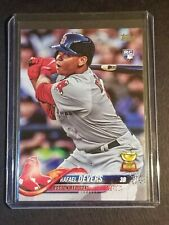 2018 Topps #18 Rafael Devers RC  Boston Red Sox rookie card