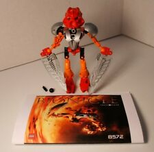 Lego Bionicle Tahu Nuva (8572) - 100% COMPLETE!!