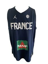 Air Jordan France Basketball Jersey XL
