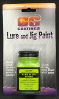 NEW! Component Systems Vinyl Lure and Jig Paint, Glow 233