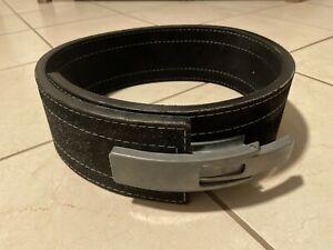 inzer advanced designs forever lever belt 10mm size large 34-38