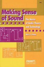 Making Sense of Sound: The Basics of Audio Theory