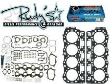 01-04 GMC Chevrolet 6.6L LB7 Duramax Diesel ARP Studs Head Gasket Kit Grade C