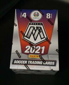 Panini Mosaic EURO 2020 21 Blaster Box Fußballkarten