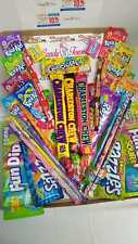 American Candy Box Hamper of Sweets and Chocolate By iCandy 37 Items Gift - CT7