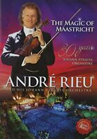 Andre Rieu: The Magic Of Maastricht - 30 Years Of The Johann... [DVD] [2017]