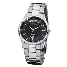 Regent Armbanduhren mit Mineralglas für Herren