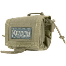 Maxpedition Rollypoly Army Tactical Cadet Multipurpose Folding Dump Pouch Khaki