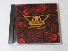 Permanent Vacation by Aerosmith CD 1987 Geffen Heart's Done Time Angel