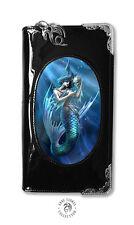 Anne Stokes sac marin ruine fée 3D noir fantasy gothique lenticulaire portefeuille