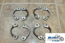 2000 KAWASAKI CONCOURS ZG 1000 A OEM HEADER MOUNTS BRACKETS CLAMPS SET OF 8