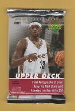 2005-06 Upper Deck Basketball Hobby Pack