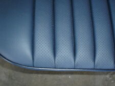 MERCEDES BENZ R107 SEAT COVERS 280SL,350SL,450SL,380SL,500SL, 560SL LEATHER