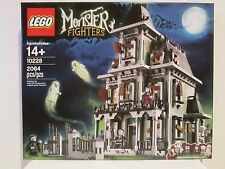 Lego Monster Fighters set 10228 Haunted House *BRAND NEW & SEALED!!* halloween