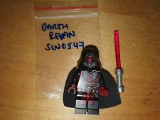 Lego Star Wars Darth Revan Minifig SW0547 5002123 SW547