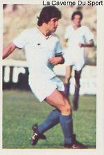 N°086 JACKY NOVI # OM MARSEILLE STICKER AGEDUCATIF FOOTBALL MATCH 1973