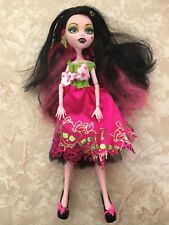 """Monster High 11"""" Doll DRACULAURA DRACULA SCARY TALES SNOW BITE"""