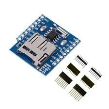Wemos D1 Mini Data Logger Shield+RTC DS1307 Clock For Micro SD Arduino Raspberr