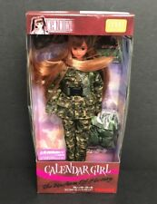 Army JENNY Calendar Girl TAKARA The Uniform of History Japan doll