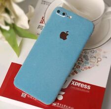 Luxury Suede Velvet Skin Wrap Sticker Vinyl Decal Case Cover For All iPhone