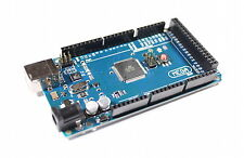 Mega 2560 R3 Board mit ATmega2560, ATmega16U2 u. USB-Kabel, 100% Arduino kompat.