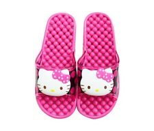 Hello Kitty Pink Bathroom Dot Pattern Slipper Shoes Casual Indoor House Shoes