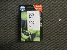 HP 2-er Pack HP 302 Druckerpatronen X4D37AE