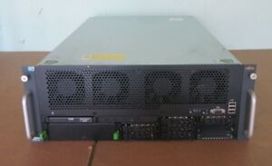 Fujitsu Primergy RX600 S5 S26361-K1287-V400 4U Chassis With 4 x Power Supplies
