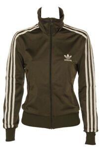 Adidas Originals Damen Firebird Tracktop , Oliv , 42 , Neu