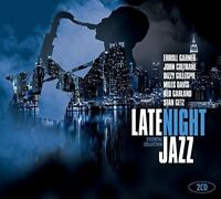 Late Night Jazz: Essential Jazz Collection [CD]