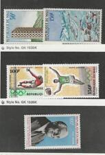 Mali, Postage Stamp, #C53-4, C62-3, C88 Mint NH, 1968-70 Sports Olympics