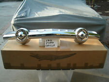 1951 ford grille rechromed-nice
