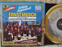 Ernst Mosch- Schöne Jugendzeit- TELDEC/BMG Gold 1990  WIE NEU