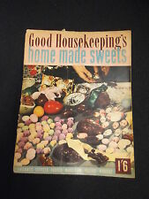 GOOD HOUSEKEEPING'S HOME MADE SWEETS 1954 *£3.25 UK P&P*