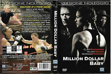 MILLION DOLLAR BABY (2004) dvd ex noleggio