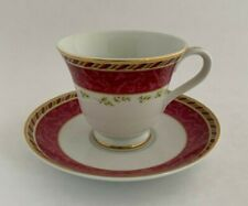 Royal Albert Old Country Roses Seasons Of Colour Coffee Tea Cup & Saucer