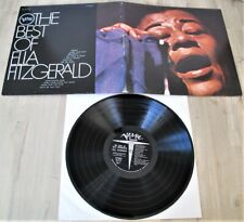 "2LP ELLA FITZGERALD ""The Best Of..."" US Press Verve Stereo 1966 - NM"