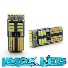 2x LED Standlicht Weiß 18 SMD AUDI A2 A3 8L 8P A4 B5 B6 B7 8H A6 4B 4F A8 D2