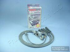 Bosch 09113 Spark Plug Wires for 83-87 Montero Impulse Colt Lebaron Reliant I4