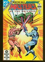 MASTERS OF THE UNIVERSE # 3 FEB 1983 NEAR MINT- DC COMICS ITEM: 21285