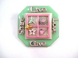 Designs By Lucinda Pin ~ Springtime Window Live Love Give Share