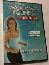 Leslie Sansone Walk Away the Pounds Express 3 Mile~New~51 Minutes