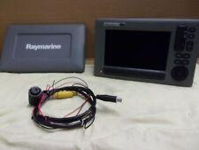 Raymarine c90w charplotter gps mfd